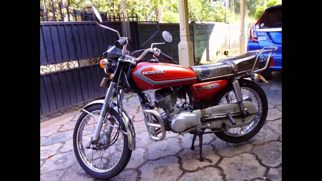 Ikman lk bikes for sale - Honda Cg125 Bike For Sale In Sri Lanka Www Adsking Lk
