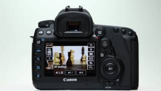 Canon EOS 5D Mark IV-Tutorials - 6-11-Video-AF-Betrieb und Features