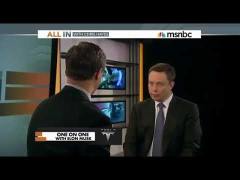 Elon Musk on Sharing Teslas Patents