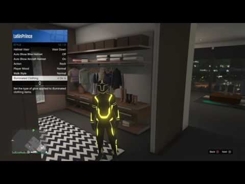 How to Make DEADLINE outfit Flash, Pulse or Turn Of Light | GTA 5 ONLINE