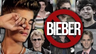 Repeat youtube video 19 Famosos Que Han Insultado a Justin Bieber