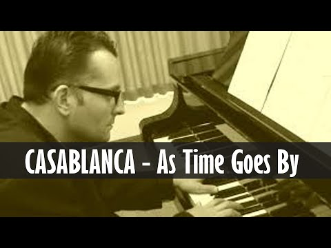 Casablanca - As Time Goes By - BSO