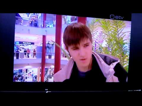 """Ringvaate Norman"" ETV saates ringvaade @ Solaris"