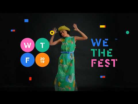 WE THE FEST 2019 - #WTF19 Phase 1 Lineup
