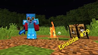 Minecraft - CAMPFIRE IN THE WOODS - Foxy's Survival World [79]