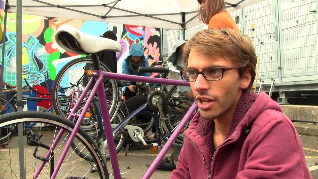 Uni Köln Fahrradwerkstatt