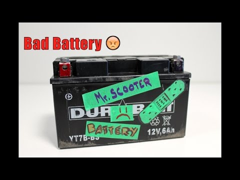 Free Scooter Battery FIX | Save Money | FIXED #17