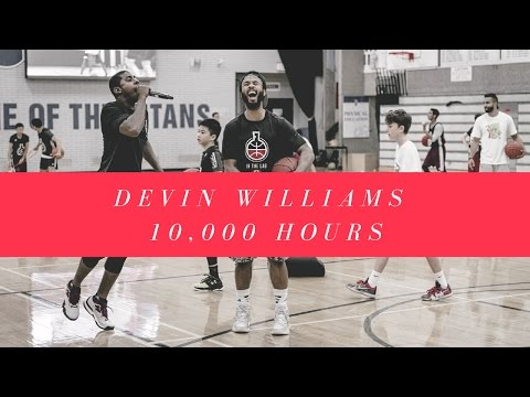 Devin Williams of 10000 hours interview - Teaching how to react