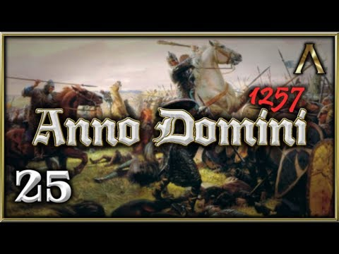 """Anno Domini 1257 - Quest for Independence Pt.25 - """"Building Up Our Lands"""" [Warband Mod]"""