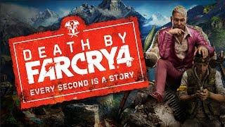 Elephant Rampaging & Crazed Eagles! (Death By Far Cry 4)