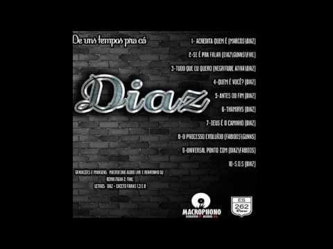 Diaz (De uns tempos pra cá) CD Completo