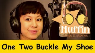 One Two Buckle My Shoe   Family Sing Along - Muffin Songs