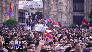 Armenia's 250,000 Person Revolution, Explained