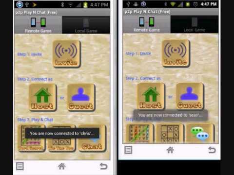 p2p Play N Chat (Free)