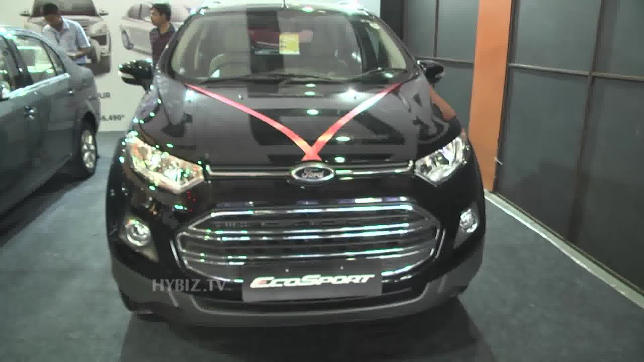 Image Result For Ford Ecosport Youtube Review