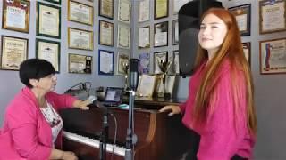 Урок вокала | Поем поп-рок | Соединение высокой и низкой позиции пения