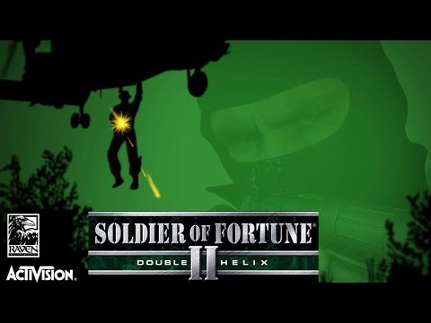 Soldier of Fortune II: Double Helix (2002) Interview with John Mullins