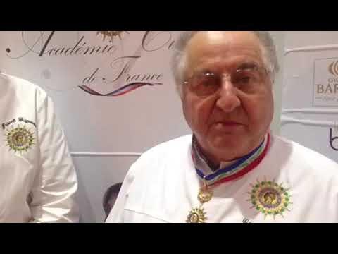 Ely Galleani Interview Gérard Bor Académie Culinaire de France