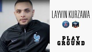 LAYVIN KURZAWA - Interview pour Playground sur OKLM