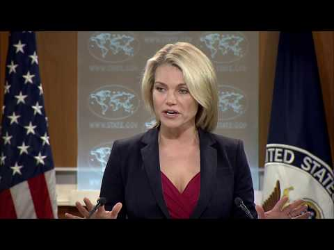 Department Press Briefing - June 13, 2017