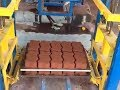 Maquina Para Fabricar Adoquines De Concreto Chile Automatic Paving Block Making Machine