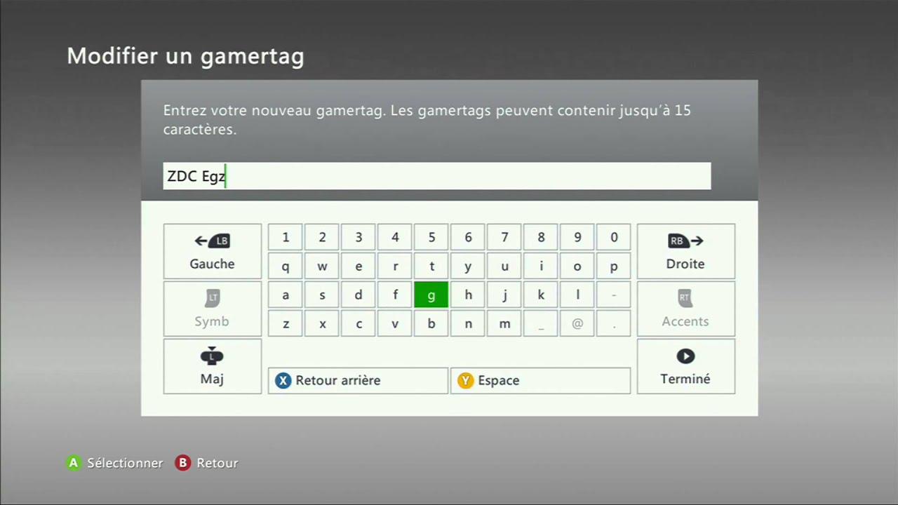 Xbox Gamertag Ideas - #GolfClub