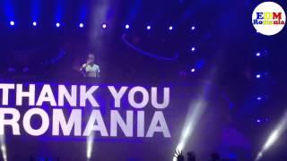 Untold Festival - Armin van Buuren crying