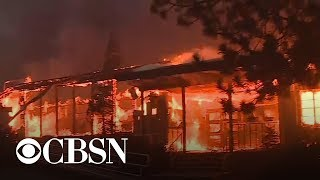 How infrastructure and development worsen California wildfire damage