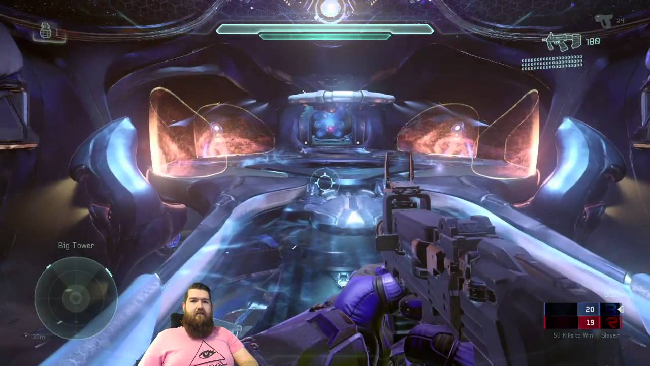 Halo 5 guardians beta preview