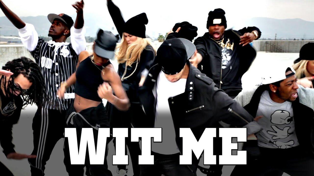 """Misha Gabriel - """"Wit Me"""" - T.I. ft Lil Wayne"""
