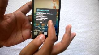 How to Insert Micro SIM cards into Micromax Canvas Turbo