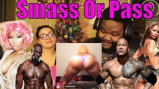 Smass Or pass Celebrity Edition