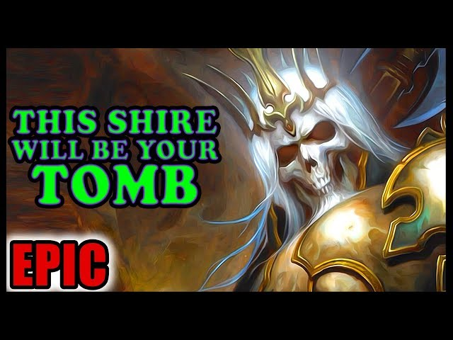 Grubby | HotS | [EPIC] This Shire Will Be Your TOMB!