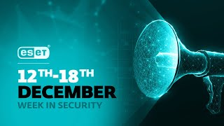 ESET research into Operation SignSight – Week in security with Tony Anscombe