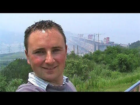 Our Trans Mongolian Railway & China trip Part 23 Three Gorges Dam Part 2 June 14 - 2010 Vlog 301