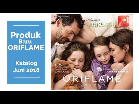 Unboxing & Review Produk Terbaru Oriflame Indonesia Katalog Juni 2018