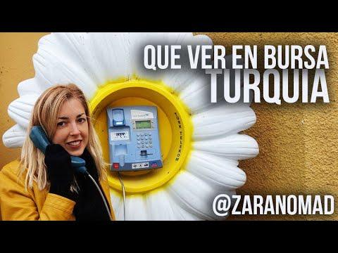DOCUMENTAL DE BURSA EN TURQUIA