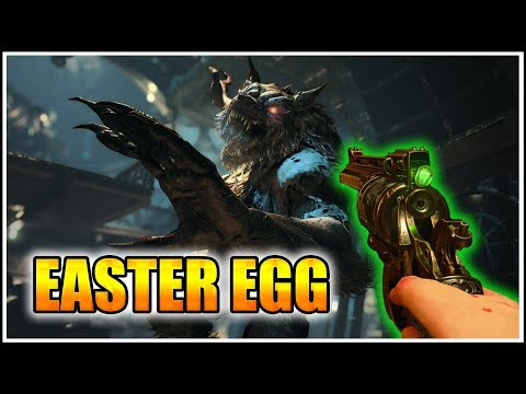 EASTER EGG HUNT   DEAD OF THE NIGHT   DLC 1 BLACK OPS 4 ZOMBIES