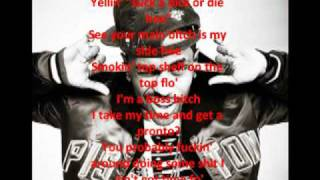 O.T.T.R- Wiz khalifa, Currency, Big sean ( Lyrics on screen)