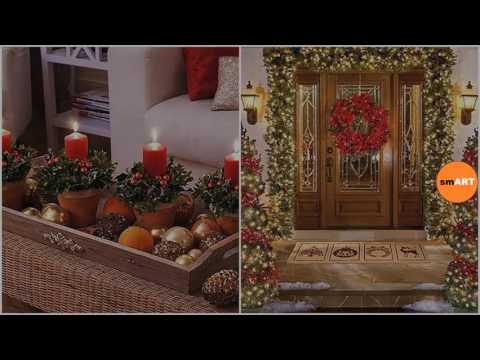 holiday home dcor christmas home decor ideas - Holiday Home Decor