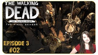 Mehr als nur Monster? #02 The Walking Dead - The Final Season Episode 3 [deutsch] - Let's Play