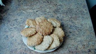Печенье из хлопьев 6 злаков