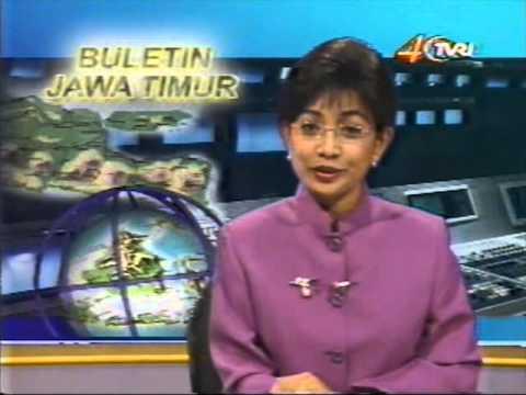 Siaran Berita TVRI Jawa Timur 2002
