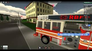 Roblox:Episode 7,RA Bridgewater has C4 about to EXPLODE!