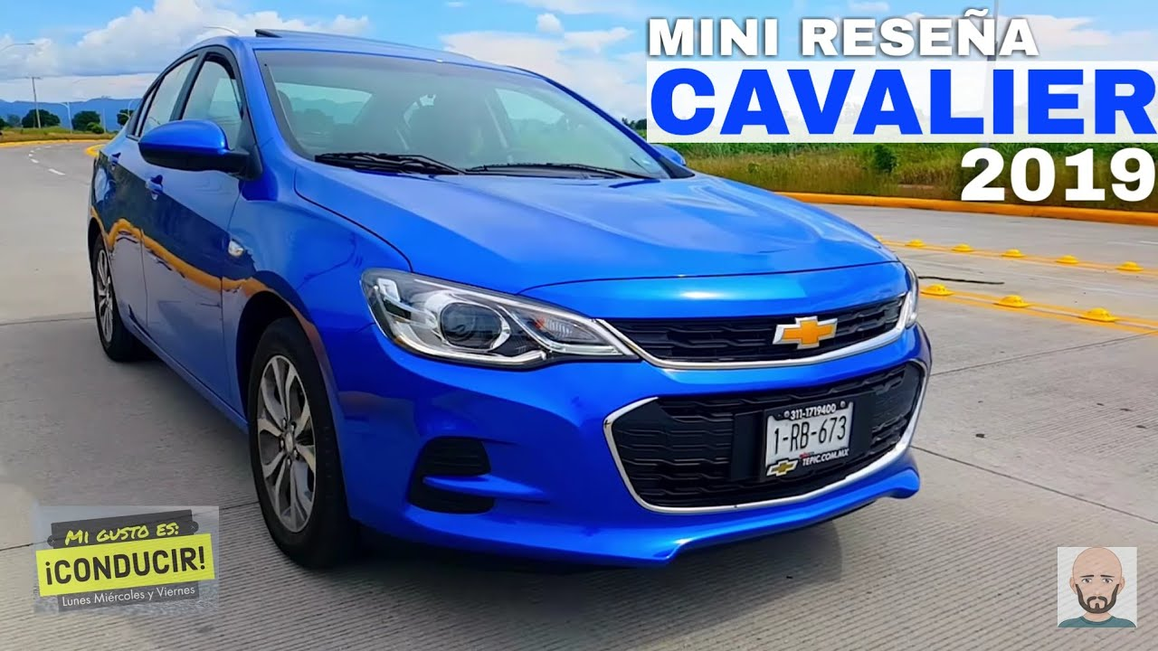 Chevrolet Cavalier 2019 Mini Resena Auto Compacto Youtube