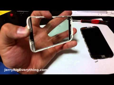 Motorola Moto X JUST THE GLASS Screen Replacment Video