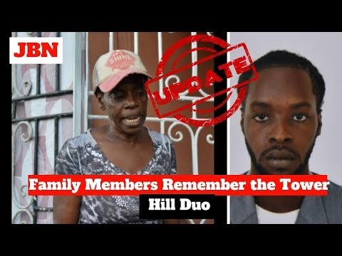UPDATE: Family Members Remember the Tower Hill Duo/JBN