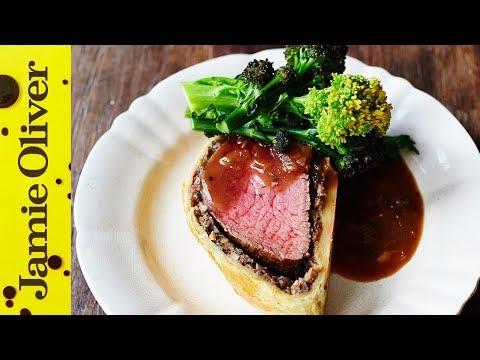 Beautiful Beef Wellington   Jamie Oliver