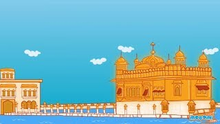 The Golden Temple : Fun Fact series EP10 | Educational Videos by Mocomi