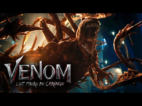 Venom: Let There Be Carnage - Official Trailer (2021)